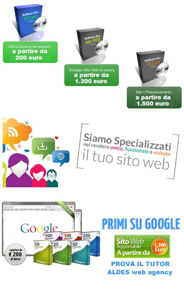 Siti web monza costo realizzazione siti web aziendali for Siti mobili online